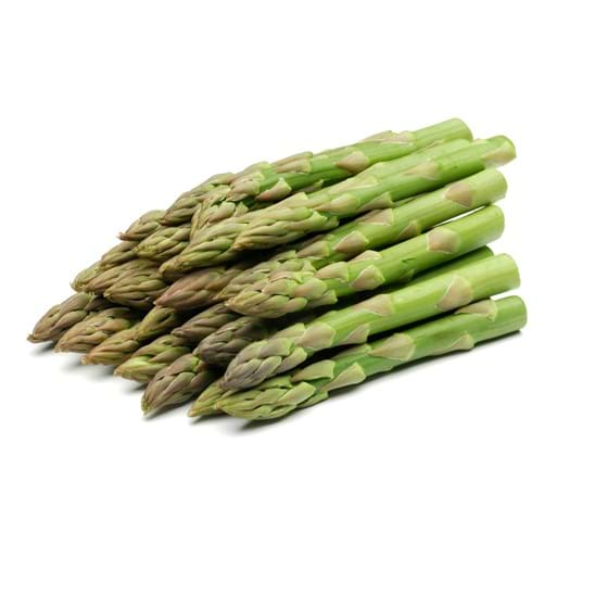 Green asparagus tips - Product picture