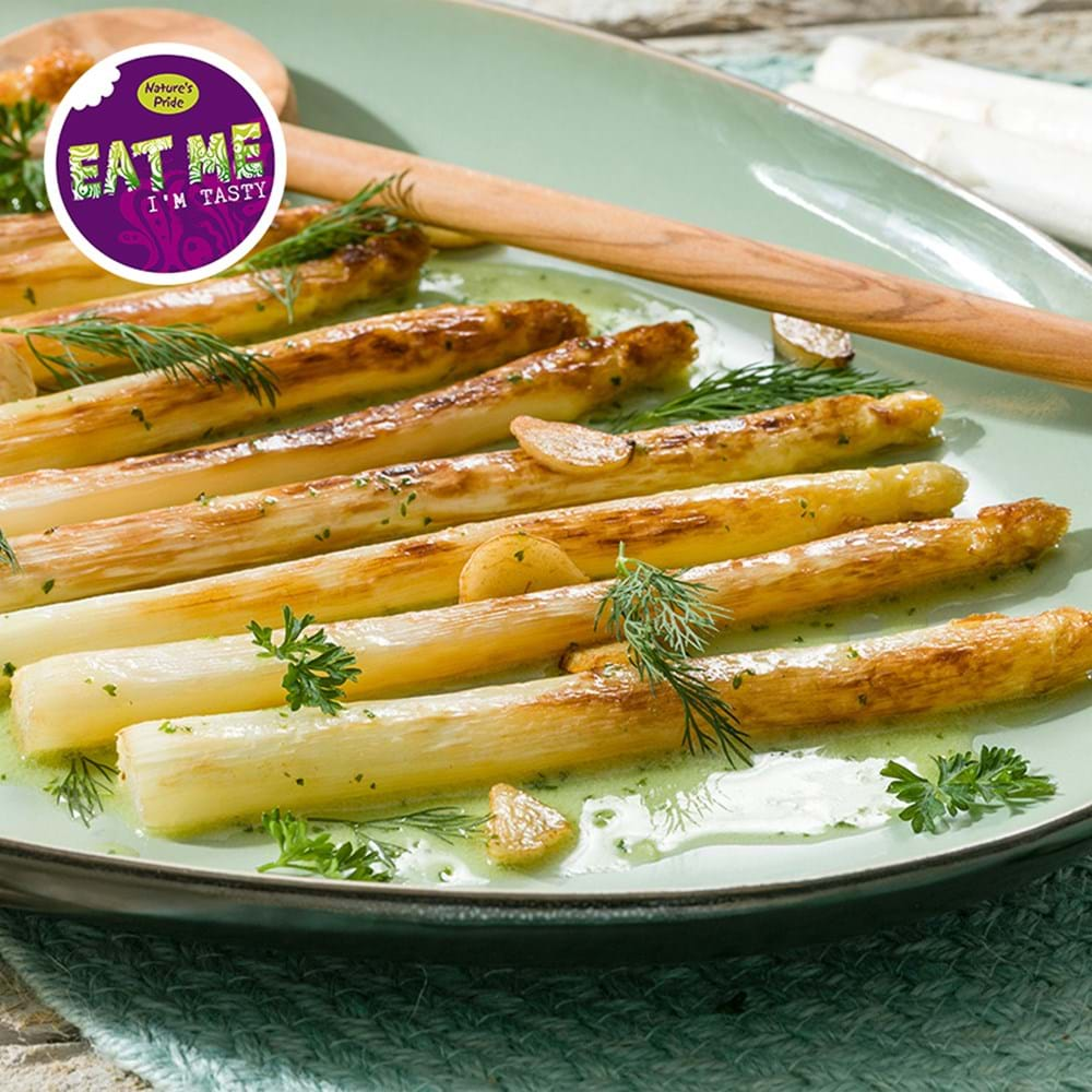 White Asparagus - Recipes And Preparation Tips
