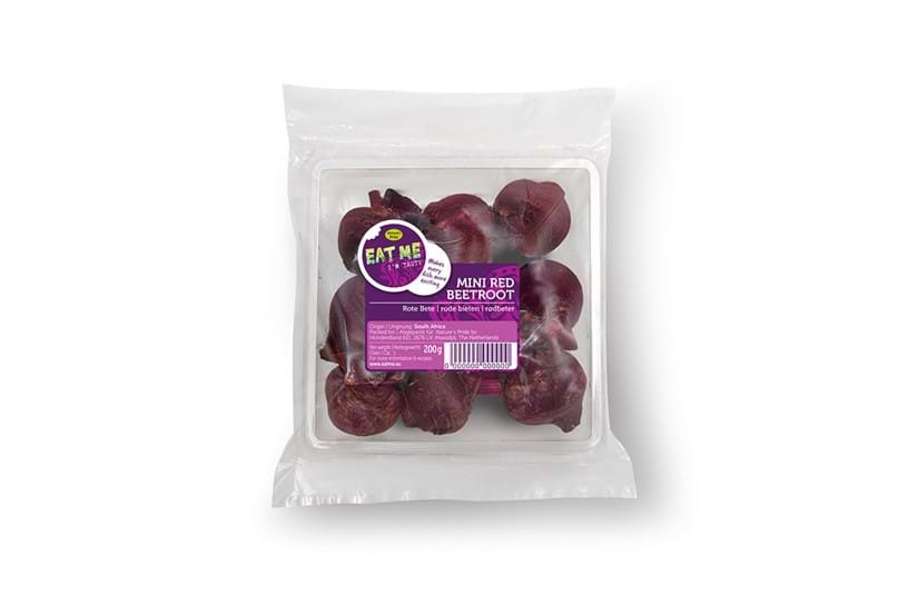 Mini Beet Packaging Topview