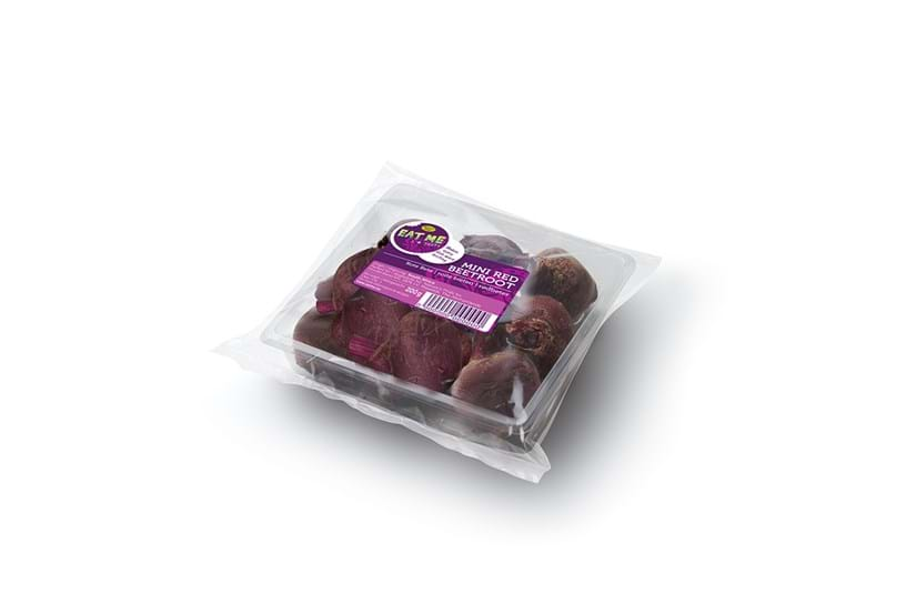 Mini Beet Packaging Frontview